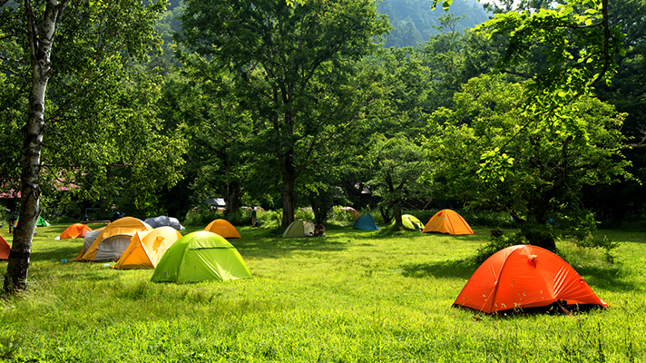 Change The Way You Camp With For Camping Gear