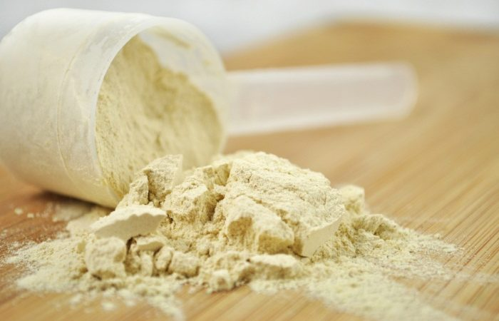 Can you find big improvements in muscle gains using protein supplements?
