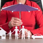 Accelerated benefits of insurance policy: