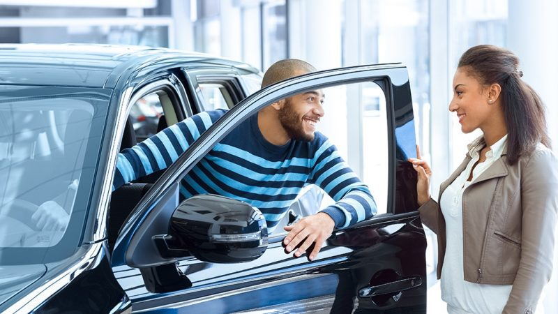 Documents to check when buying a used car